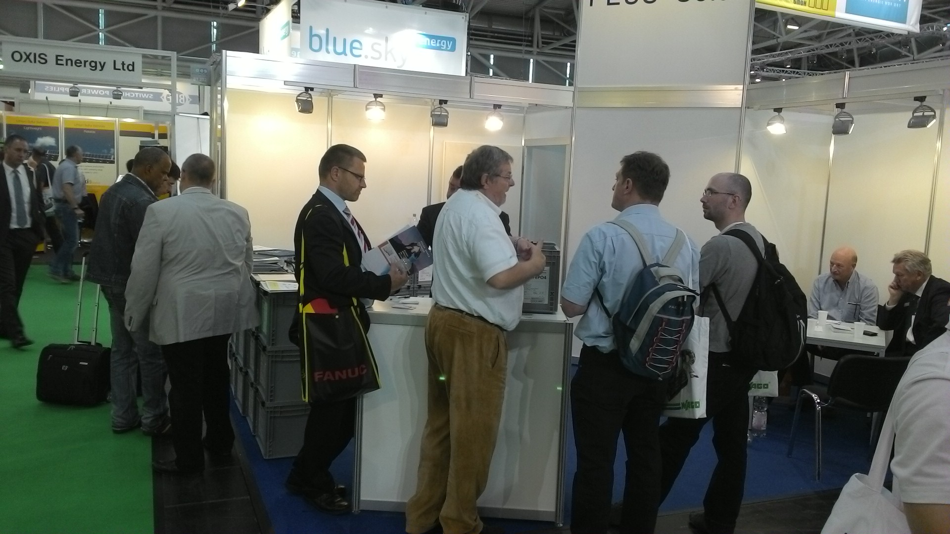 2014-06-Intersolar-Photo